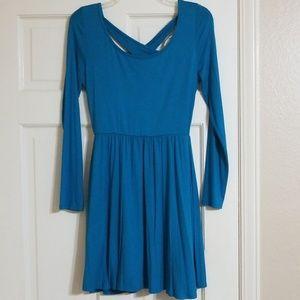 Cute long sleeve dress